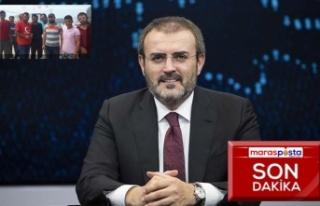 İmdatlarına Mahir Ünal yetişti, Türkiye'ye...