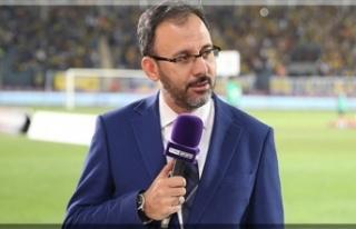 Kasapoğlu'ndan futbolda 2019-2020 sezon açılış...