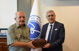 KSÜ ve Çağ üniversitelerarası işbirliği konuları...
