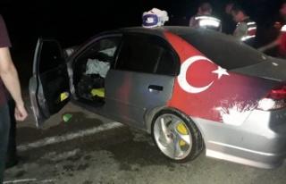 Zincirleme trafik kazası: 1 ölü, 5 yaralı