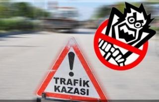8 ayda yollarda 271 bin trafik kazası yaşandı,...