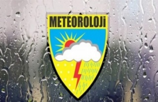 Kahramanmaraş'ın batısı sağanak yağışlı...