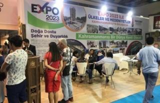 Onikişubat Belediyesi EXPO 2023'le İzmir Fuarı'nda