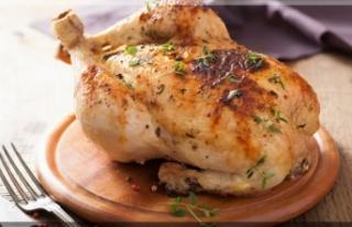 """Tavuk eti; yüksek """"protein"""" değerine sahiptir"""