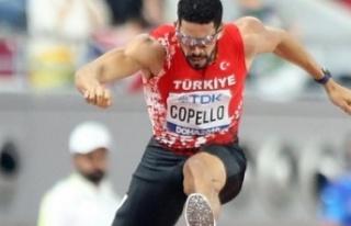 Yasmani Copello finale adını yazdırdı