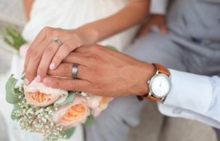 Yıllara göre evlenme ve boşanma sayıları belli...