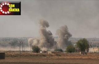 Barış Pınarı Harekatı'nda 637 terörist etkisiz...