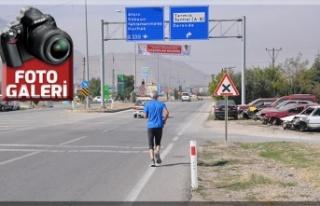 EAE Ultra Maratonu koşuldu