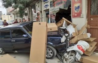 Ehliyetsiz sürücünün kullandığı otomobil iş...