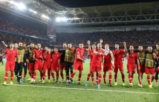 Euro 2020 yolunda… Dakika 90, gol Cenk…