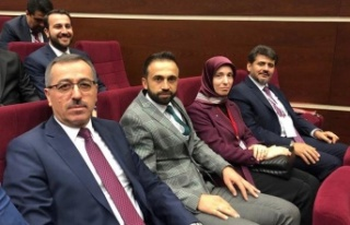 Güngör, AK Parti İl Başkanları Toplantısına...