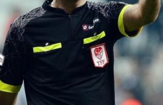Kahramanmaraşspor – Eyüpspor maçına Ankara hakemi