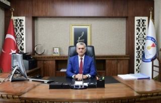 KASKİ Genel Müdürü Ahmet Kavak göreve başladı