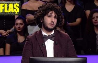 KSÜ'lü genç Arda Ayten 1 milyon kazandı!