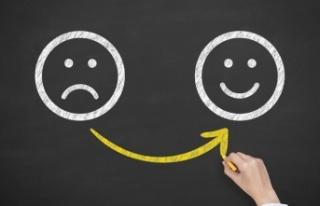 Pozitif psikoloji ile hayata bakış olumlu yönde...