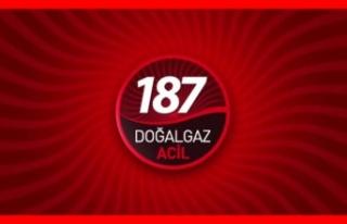 187 Doğal Gaz Acil Hattı, ne zaman aranmalı?