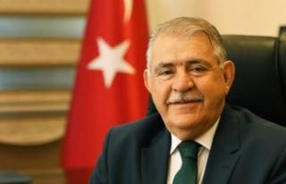 Mahçiçek: Gazi Mustafa Kemal Atatürk'ü rahmetle...