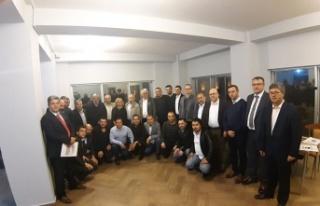 Tekirdağ'da Kahramanmaraşlılar buluşması düzenlendi