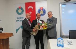 """Balcıoğlu, """"Başarının temeli sevgi"""""""