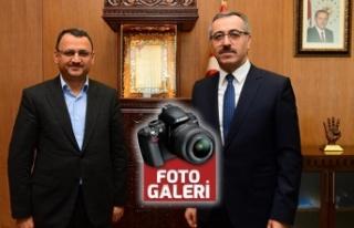 """""""Belediyecilikte Türkiye'de çığır açtık"""""""