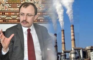 'Termik santral düzenlemesi madde teklif metninden...