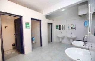 """Domestos """"Hijyenik Tuvalet, Sağlıklı Gelecek""""..."""