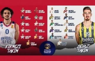 ING All Star 2020'de kadro tercihleri