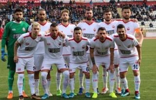 Kahramanmaraşspor, ikinci yarıya 2-1 ile başladı