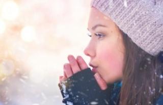 Soğuk havalarda cilt sağlığını korumak için...