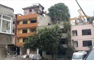 8 yılda 610 bin riskli bağımsız birim yıkıldı
