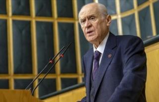 Bahçeli: Türk milleti zalimleri yerle yeksan etmeli