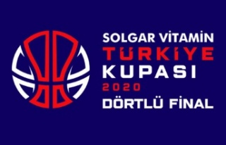 Basketbolda Dörtlü Final heyecanı bugün