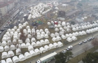 Depremzedeler için 96 milyon liranın üzerinde yardım...