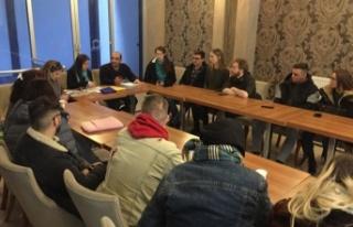 Erasmus Gençlik Hareketliliği, Kahramanmaraş'ı...