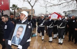 Eski milletvekili Türkoğlu'nun cenazesi toprağa...