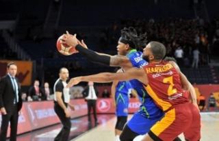 Galatasaray ve Darüşşafaka, 4'lü finalde…