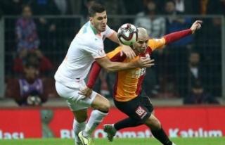 Galatasaray ZTK'ya çeyrek finalde veda etti