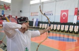 Geleneksel Okçuluk Kulüpler Kupası Kahramanmaraş'ta