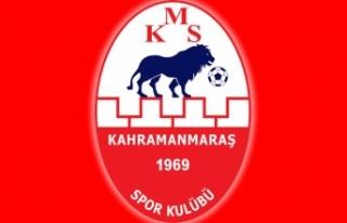 Kahramanmaraşspor'un sıralaması değişmedi