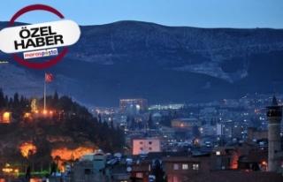 Kahramanmaraş'ta geçen ay bin 188 konut satıldı