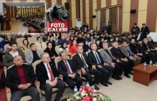 KSÜ'de 'Son Gelişmeler Işığında Deniz Hukuku'...