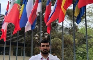 Milli güreşçi Serdar Böke, Gençlik ve Spor Hizmetleri...