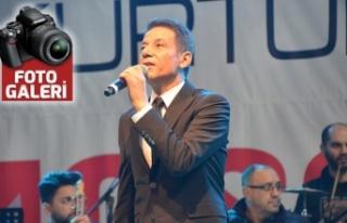 Mustafa Yıldızdoğan ve Atilla Sarıyıldız konseri...