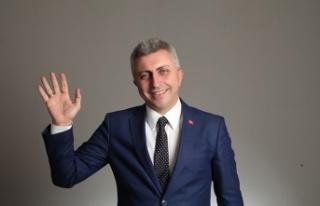 Selçuk Kurtsatar, Akdeniz Balkan Türkleri Federasyonu'na...