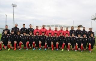 UEFA U16 Gelişim Turnuvası başlıyor