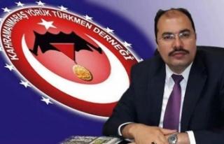 Yörük Türkmen Derneği'nden KKTC Cumhurbaşkanı...