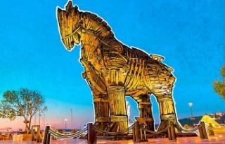 Yeni truva atı, Avrupa'daki diplomatik kurumları...