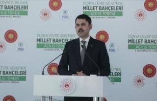 Geleceğin Türkiyesi, yeşil ağlarla örülüyor