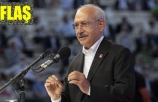 Kemal Kılıçdaroğlu 7.kez CHP Genel Başkanlığına...