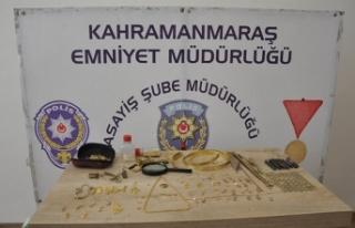 Sahte altın operasyonunda 3 zanlı tutuklandı